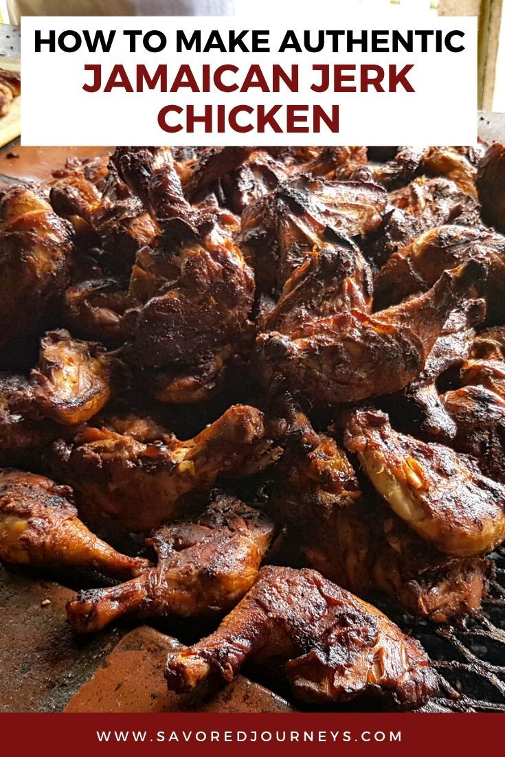 What Makes Jamaican Jerk Chicken So Tasty With Recipe Recipe Jerk Chicken Recipe Chicken Recipes Jamaican Recipes