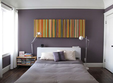 grey and lavender bedrooms - Google Search