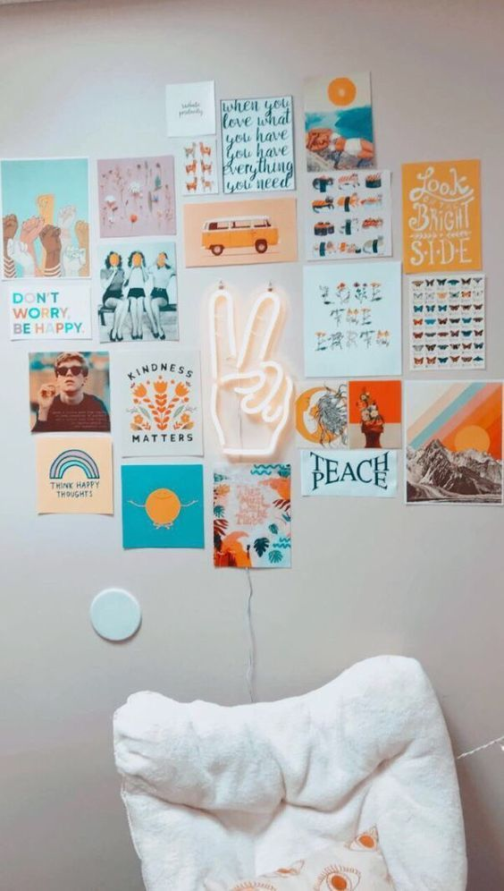 10 Tumblr Photo Wall Ideas