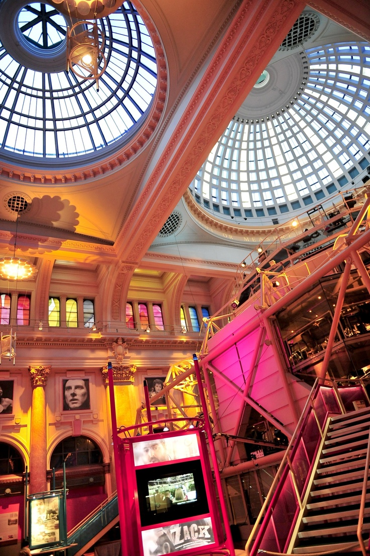 Royal Exchange Theatre, Manchester July '12.