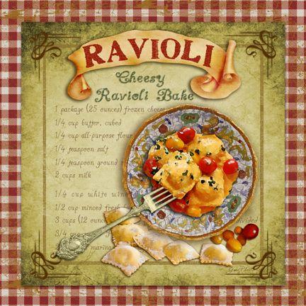 Ravioli (Jean Plout)