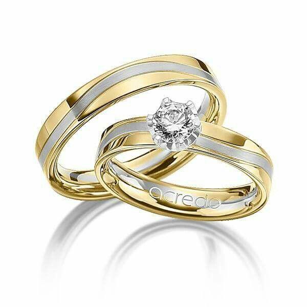 Mooie trouwringen van circles