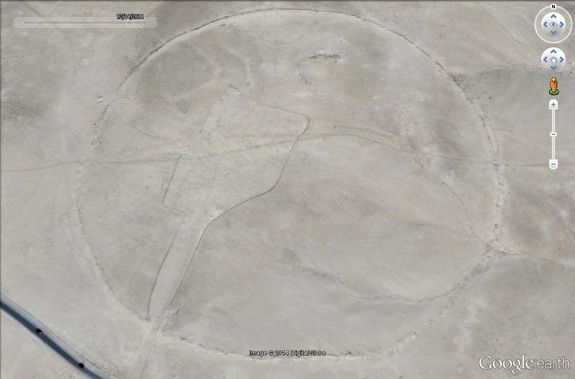 Photos: Aerial Images Reveal Mysterious 'Big Circles' in Middle East