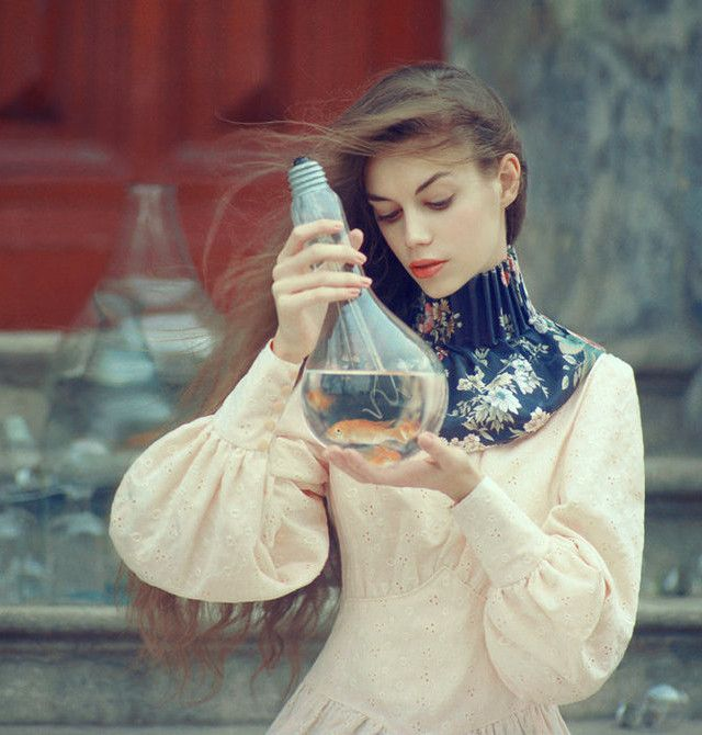 Portrait Photography by Oleg Oprisco