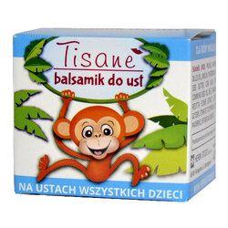 Tisane, balsamik do ust dla dzieci, 4,7 g