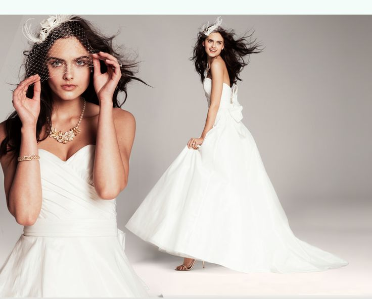 Nordstrom.com - NOUVELLE Amsale Wedding Gowns Lookbook | Nordstrom - Modern Bow-Knot Gown (#R100T)
