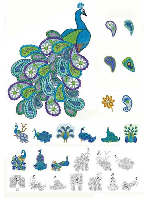 Create shimmery and detailed embroidery designs using mylar embroidery sheets! Add these designs to quilts, pillows, bags, shirts and so much more! Find th