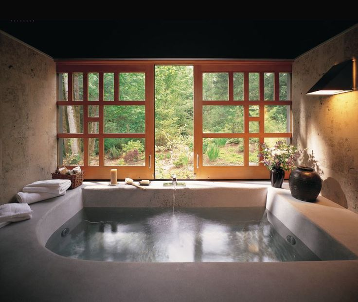 51 mesmerizing master bathrooms with fireplaces. beautiful ideas. Home Design Ideas