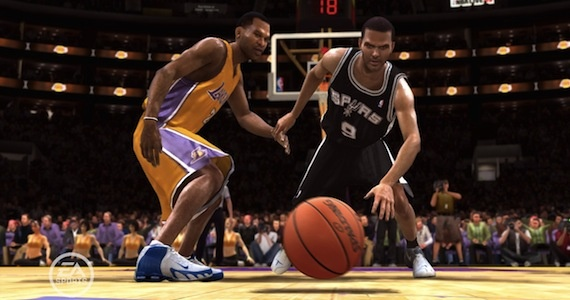 NBA Live!