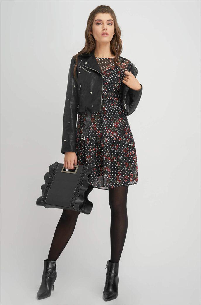 c3aaf58199a8 ORSAY | Γυναικείο φόρεμα εμπριμέ με ζώνη τρούκ Orsay | notos | style ...