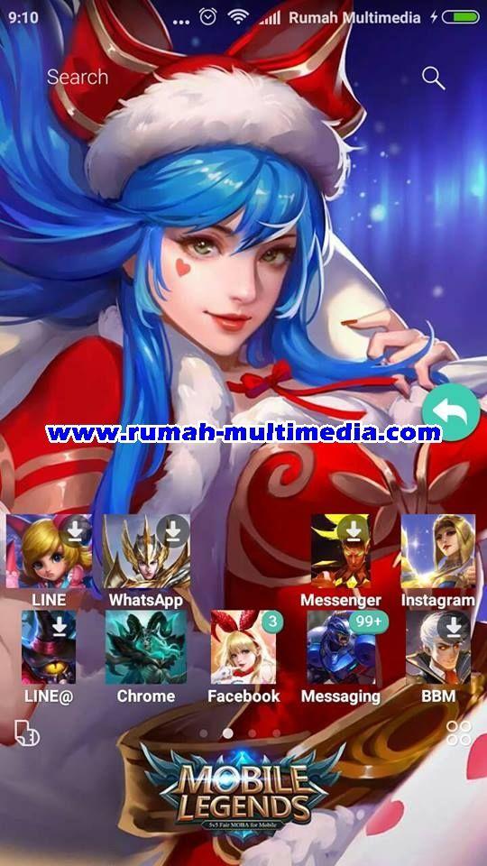 Cara Install Tema Mobile Legends Di Smartphone Android Panduan