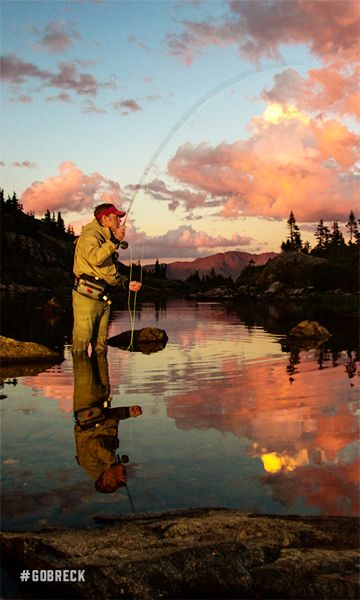 59 best gettin 39 dirty outdoors images on pinterest for Breckenridge co fishing
