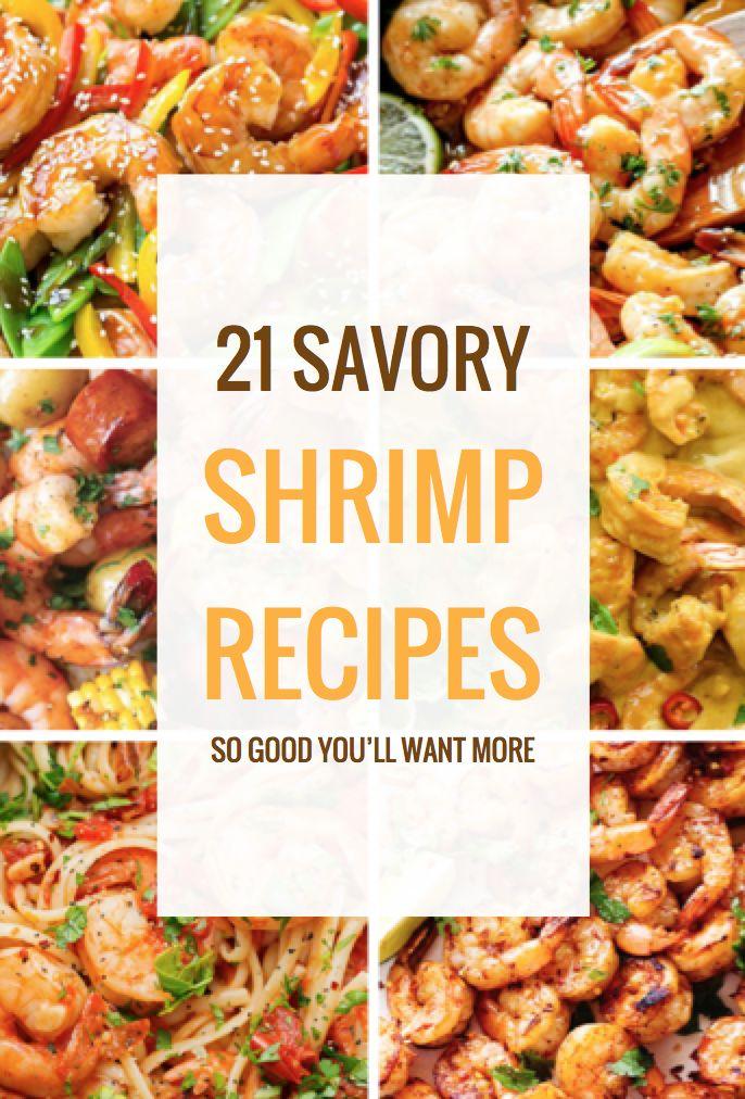 21 Savory Shrimp Recipes So Good You'll Beg for More