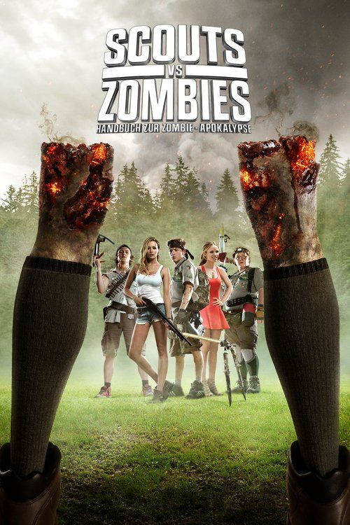 Watch Scouts Guide to the Zombie Apocalypse (2015) Full Movie Online Free