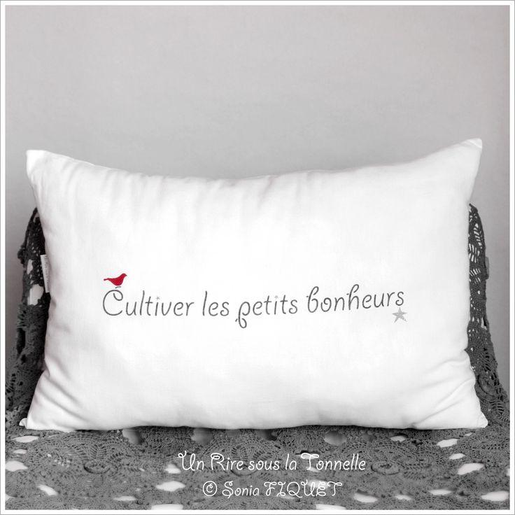 Les 146 meilleures images propos de couture pour la maison sur pinterest - Les coussins en satin ...