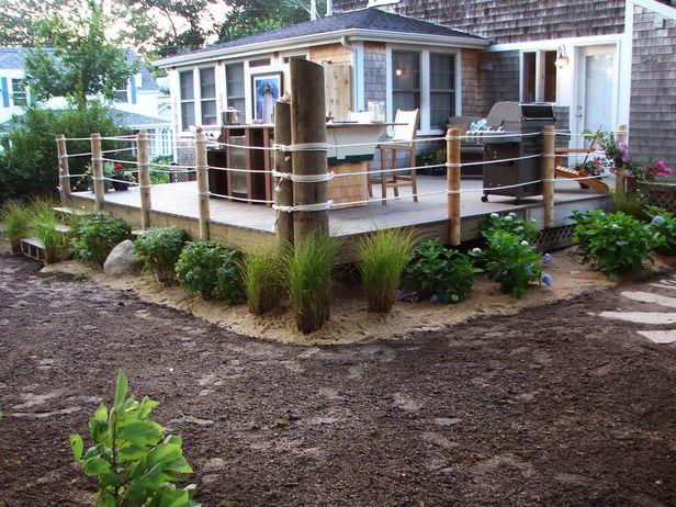 Beautiful Decks Designed by DIY Experts : Home Improvement : DIY Network