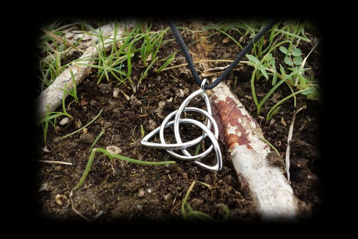 How to make a Celtic Knot Pendant