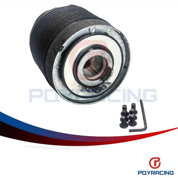 PQY RACING- Racing Steering Wheel Hub Adapter Boss Kit for Volkswagen Jetta Bora Gol Polo PQY-HUB-VW-4A