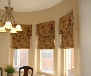 16 Wonderful French Country Roman Shades Ideas