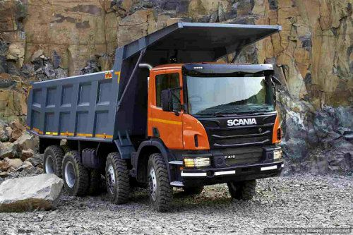 In 2014, the corporate took supply of its 150th Scania vehicle. BGR Mining & below contemplate that Scania P 410 tippers supply wonderful performance and that they are very contended with them.