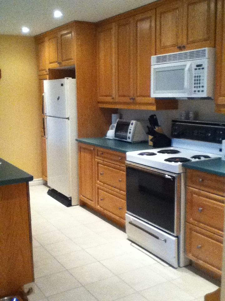 In-law suite kitchen