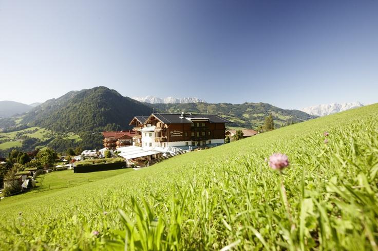 Das Hotel Sonnhof im Alpendorf | Österreich | Perfekt für den Wanderurlaub, Familienurlaub und Wellnessurlaub