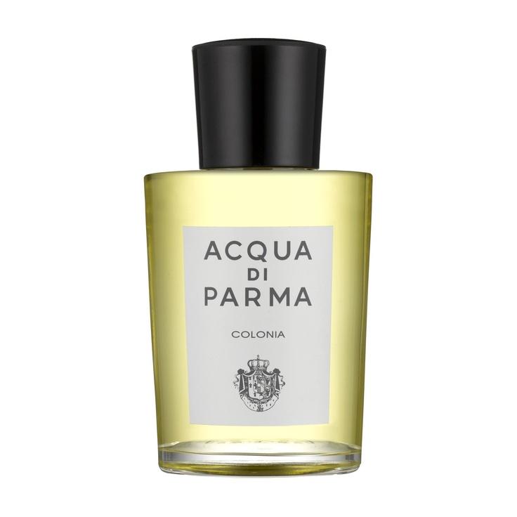 Colonia, the original eau de cologne from the celebrated Italian perfume house of Acqua di Parma - crisp, sparkling blend of Sicilian citrus fruits and aromatic herbs ( for women or men )