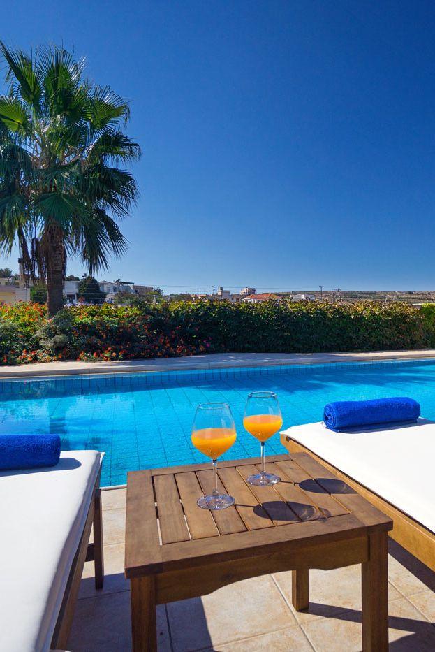 Choose your favorite  villa or  apartment in Crete   wake up like this  every  morning! Cozy Stone Villa near Falassarna! 3f20b0b7114