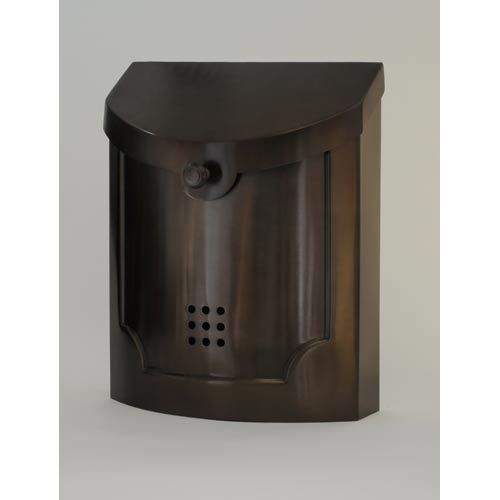 Bronze Brass Mailbox Fuoriserie Wall Mounted Mailboxes Outdoor