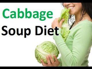7 Days Cabbage Diet Plan to Lose Weight Fast