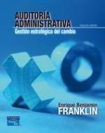 Ingebook - AUDITORÍA ADMINISTRATIVA 2ED - Gestión estratégica del cambio
