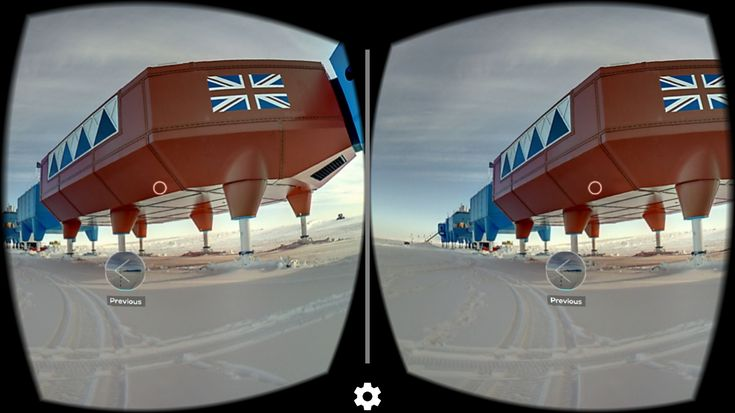 Viewing 360 panoramic virtual tours on Google Cardboard using YouVisit