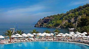 My favourite sunbed! Hillside Beach Club.