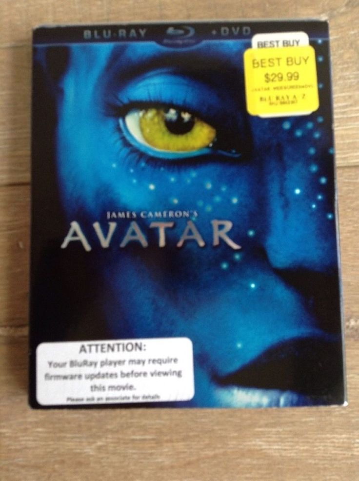 Avatar Blu-Ray DVD Movie Disc 2-Disc Set New Sealed | DVDs & Movies, DVDs & Blu-ray Discs | eBay!