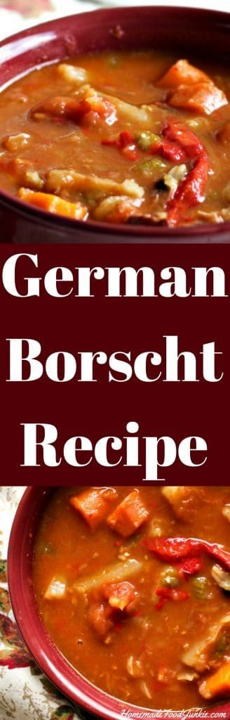 A Smoky sweet and robust soup with interesting spices and hearty vegetables. This delicious Gluten free German Borscht fills the need for comforting warm food as the temperatures outdoors begin to cool.