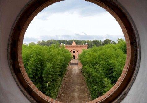 Labyrinth at Masone