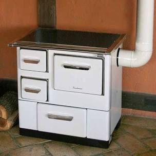 Küchenofen Holzherd Neto 9,5kW