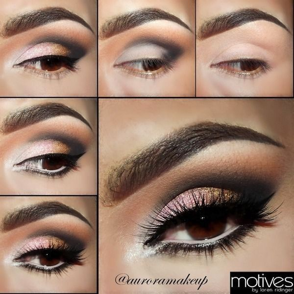 30 best images about Smokey eye makeup on Pinterest | Beauty, Hair ...