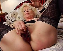 Housewife granny josee a real bitch @ XXX Granny Movies