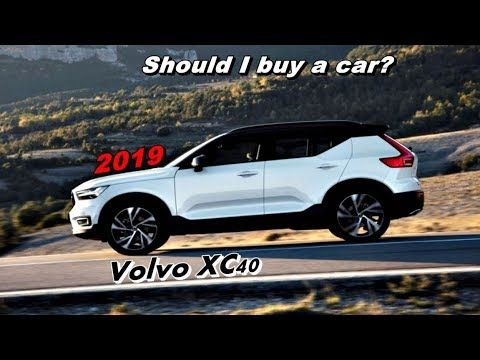 2019 Volvo XC40 review - Should I buy a car?