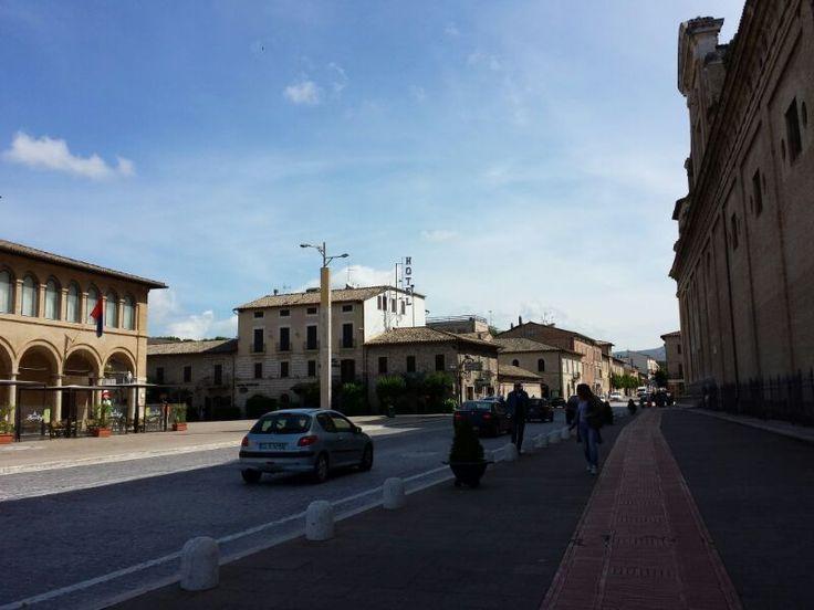 Assis - Sta Maria Angeli - Italia