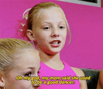 "...the girls aren't afraid to speak the truth. | 11 Times The Girls Were The Voice Of Reason On ""Dance Moms"""