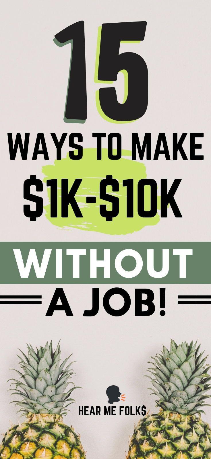 15 Epic Ways to Make Money Online Without Paying Anything – Susanna Martin-Grijalva