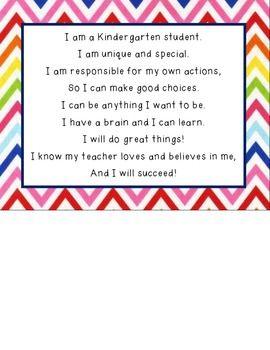 Class Pledge