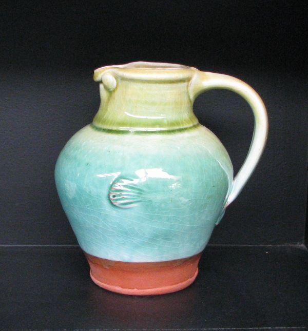 Andrew Van der Putten eathernware jug