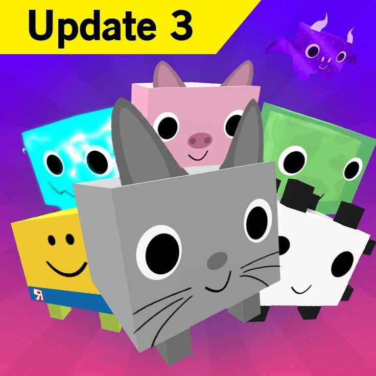 Moon Pet Simulator Games Roblox Roblox Pets