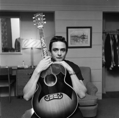 .      Photo: Myspace    Happy posthumous birthday Mr. Cash…your music will live on forever.