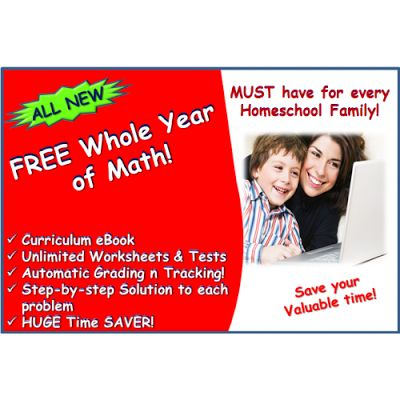 JustAddCoffee- The Homeschool Coupon Mom : FREE Online Math Course ($59.99 value)