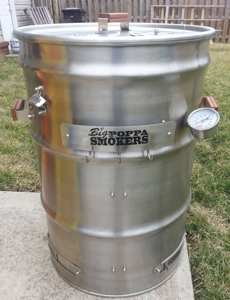 Ugly Drum Smoker - Page 784 - The BBQ BRETHREN FORUMS.