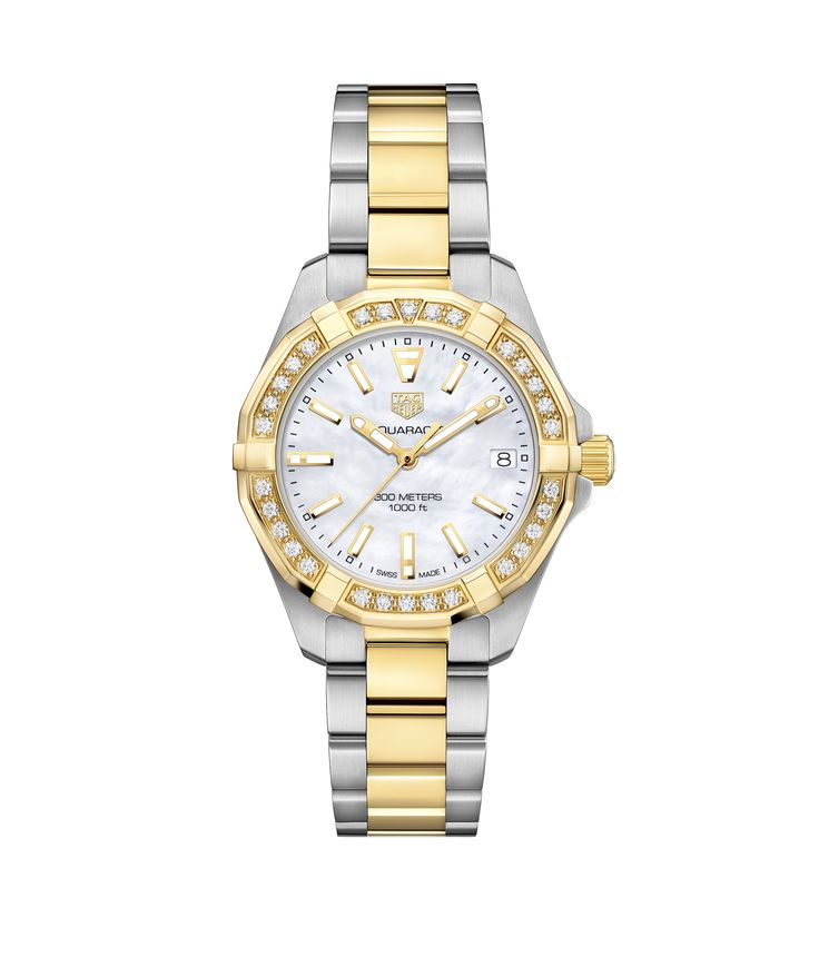 Aquaracer 3-Hand-Watch 300 M - 32 mm WBD1321.BB0320 TAG Heuer watch price